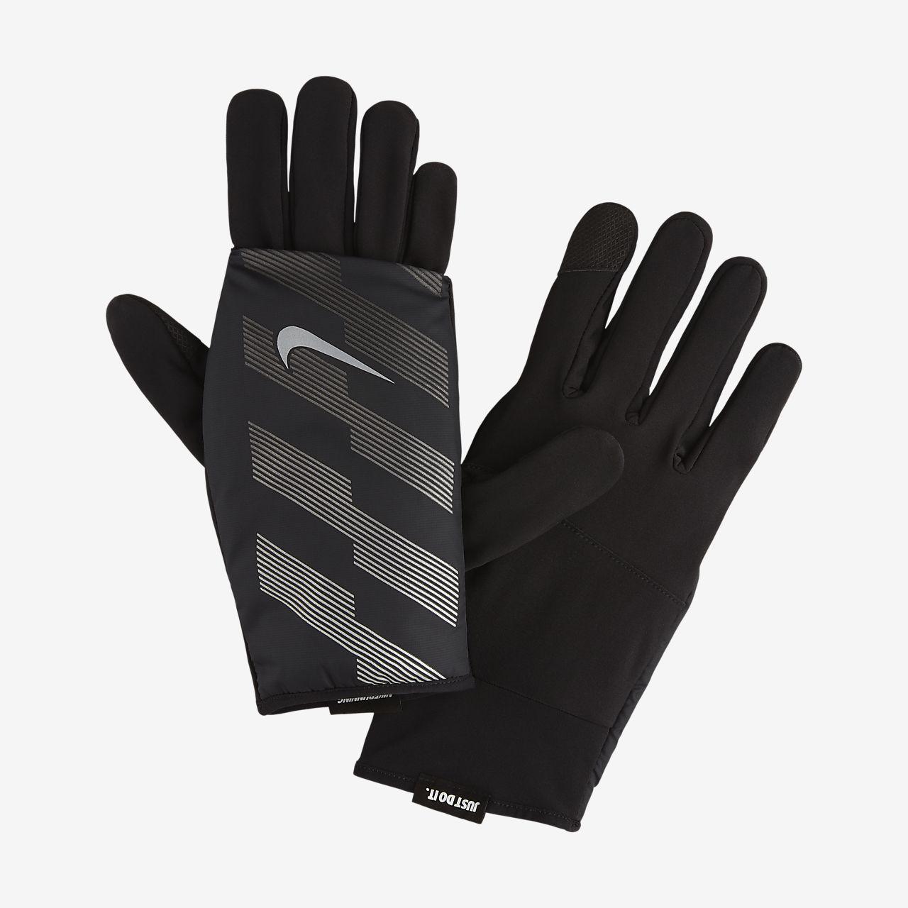 Męskie rękawiczki do biegania Nike Flash Quilted
