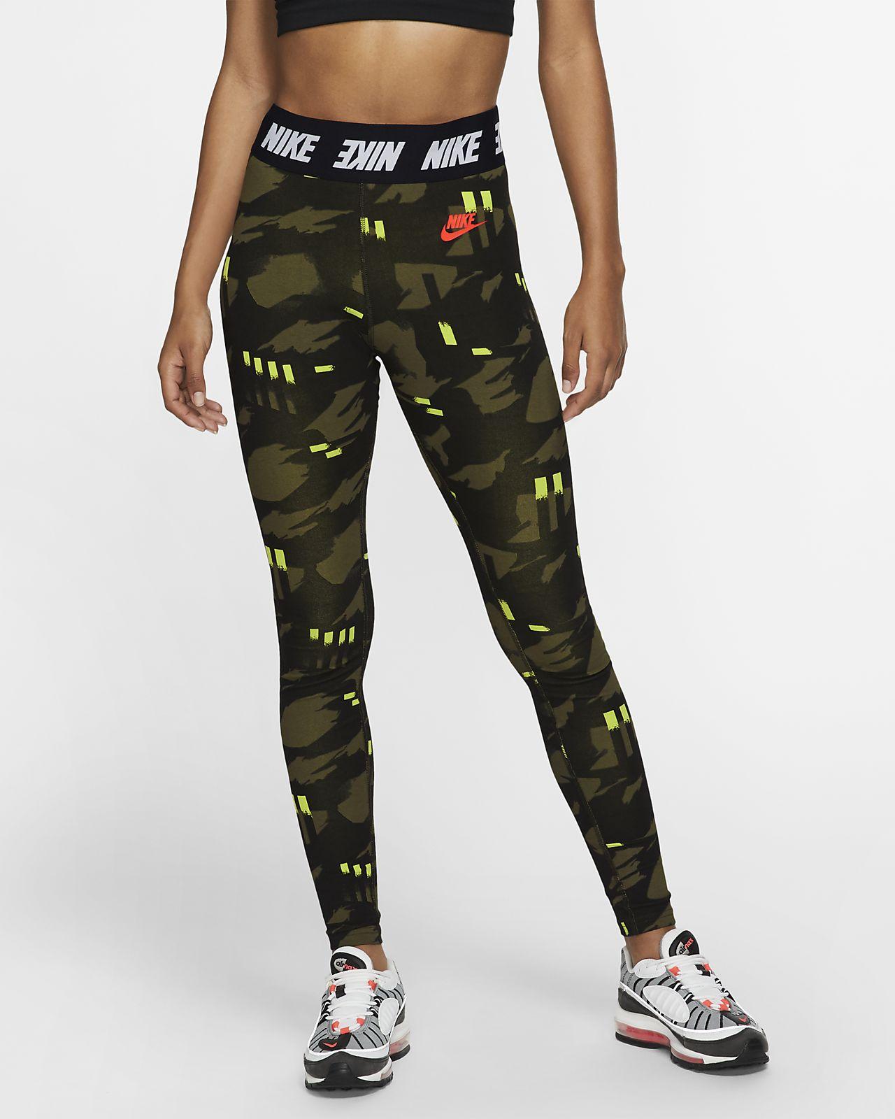 Legging taille haute imprimé Nike Sportswear pour Femme