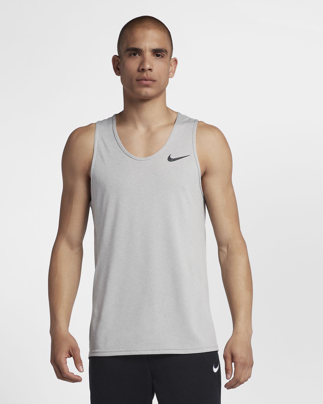 d36fe527d6 Camiseta de tirantes de entrenamiento para hombre Nike Breathe. Nike ...