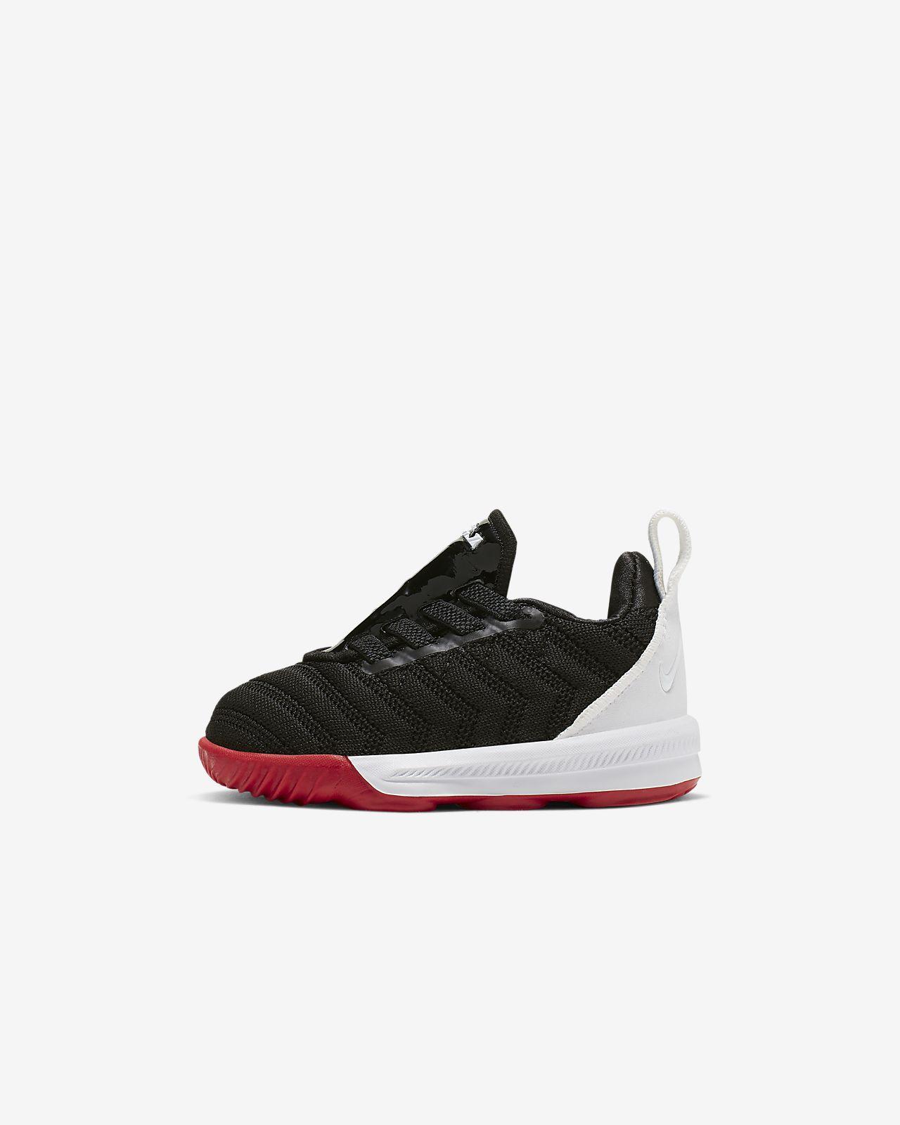 LeBron XVI Infant/Toddler Shoe