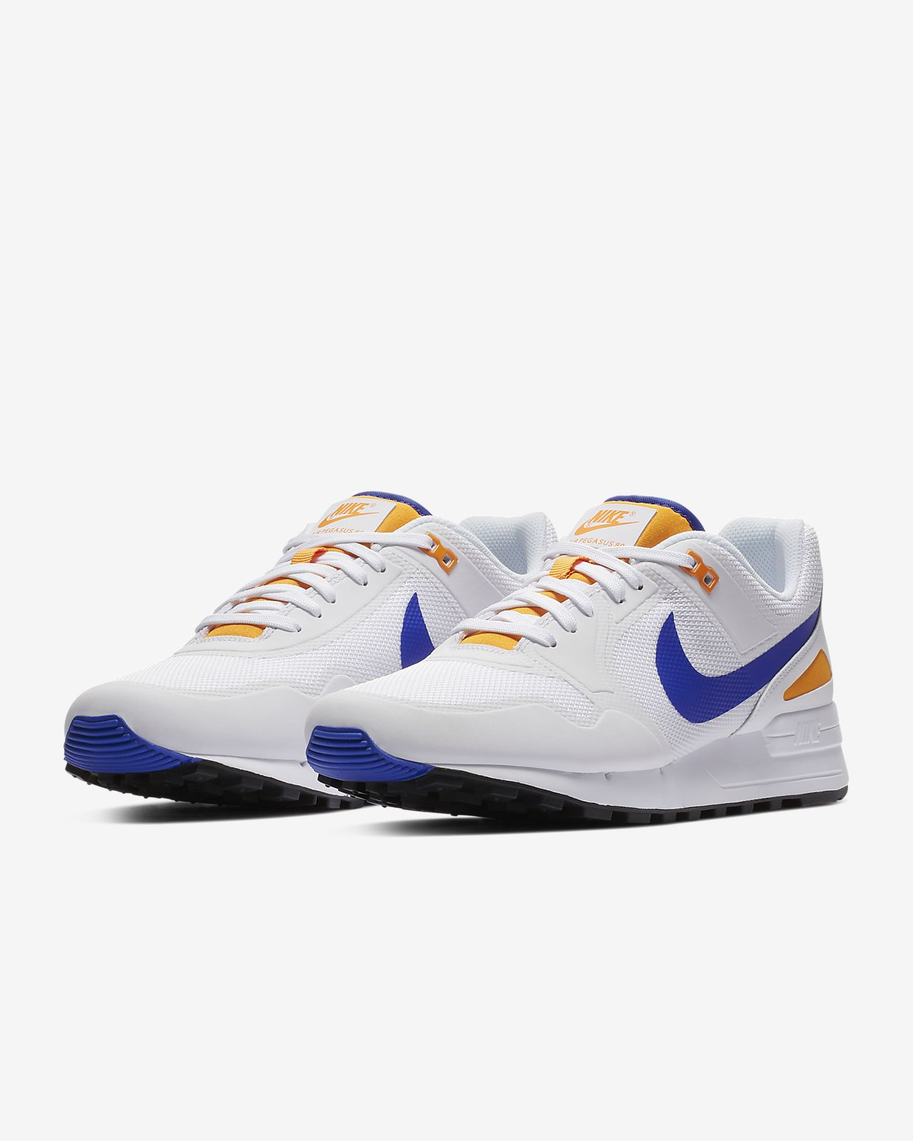 nike air pegasus 89 heren wit