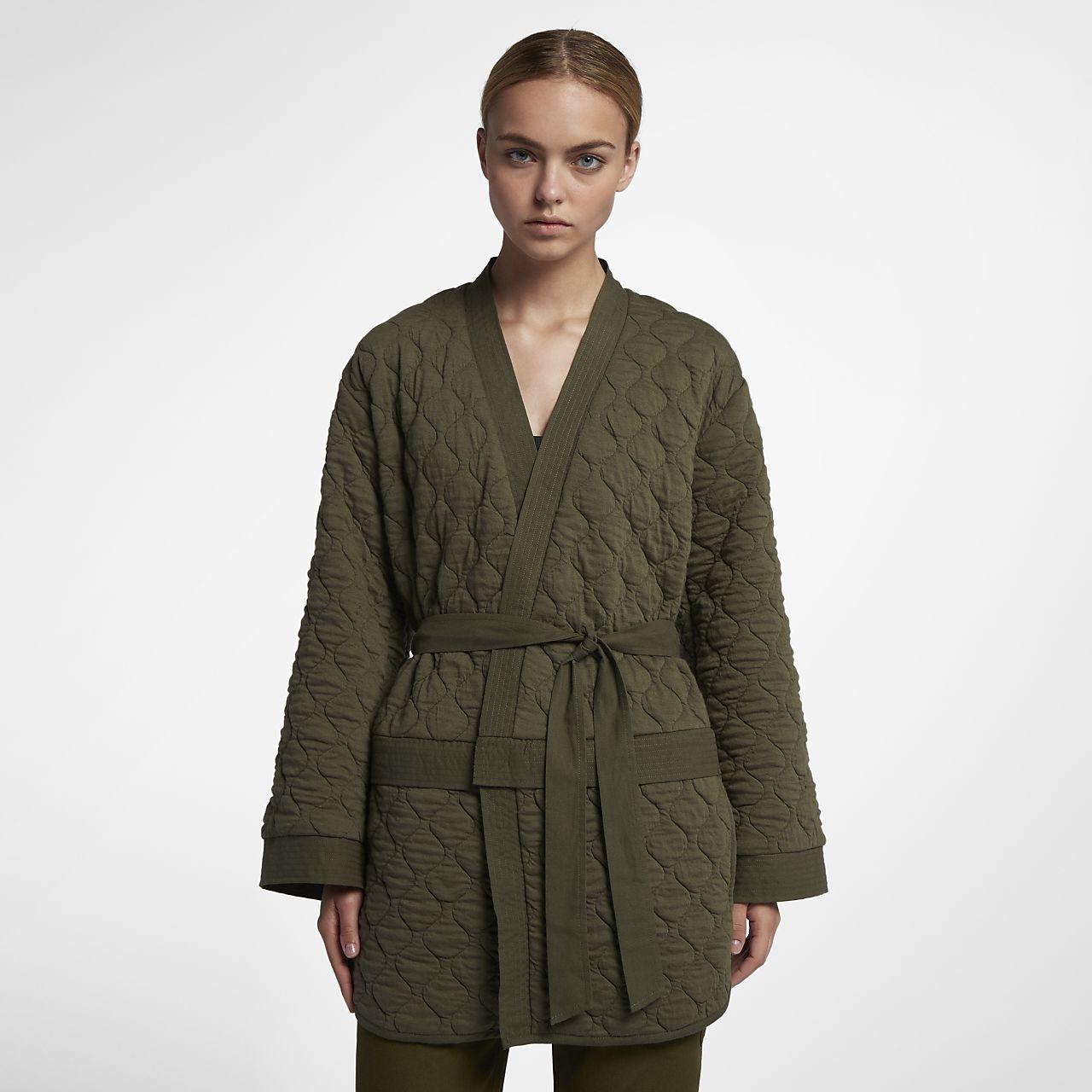 Hurley Hollowknit Wrap Women's Fleece Top
