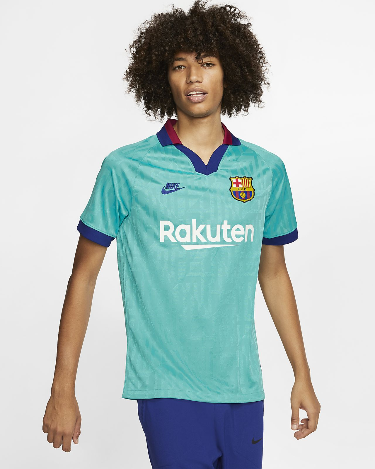 FC Barcelona 2019/20 Stadium Third Football Shirt
