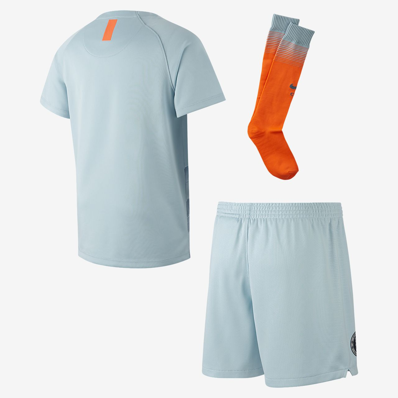 6ebb156397d 2018 Chelsea FC Stadium Away Third Younger Kids' Football Kit. Nike ...