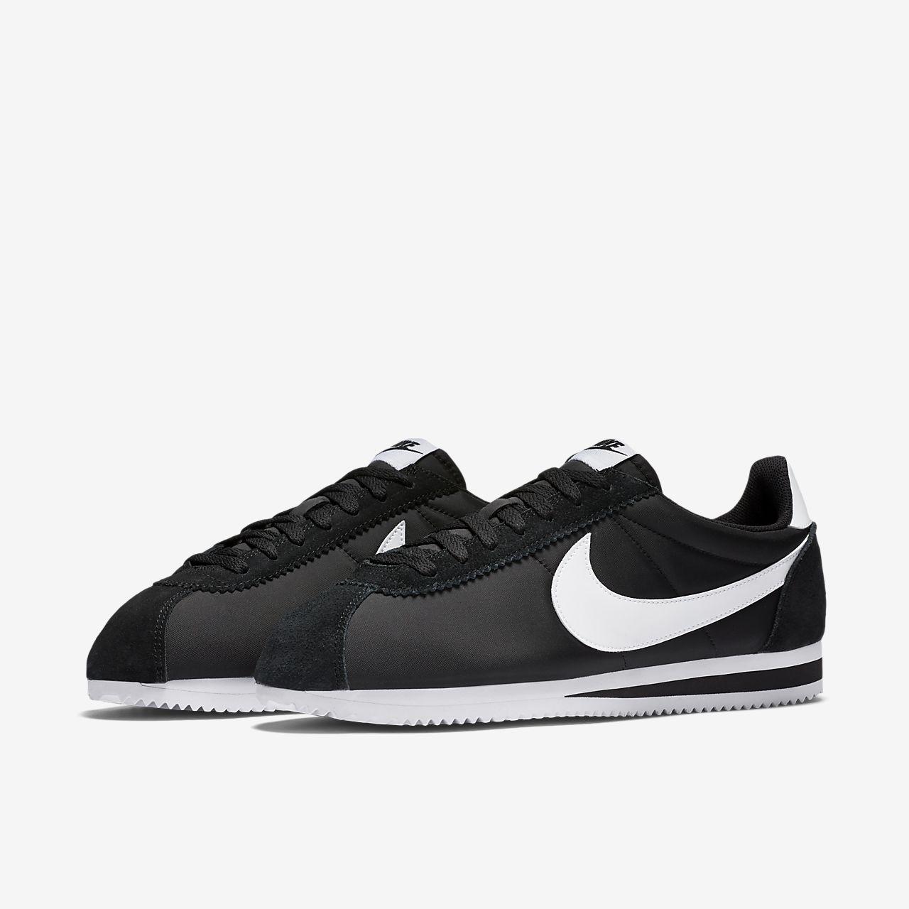online retailer 4bcef 40c3c ... sweden chaussure mixte nike classic cortez nylon d4120 00fe9