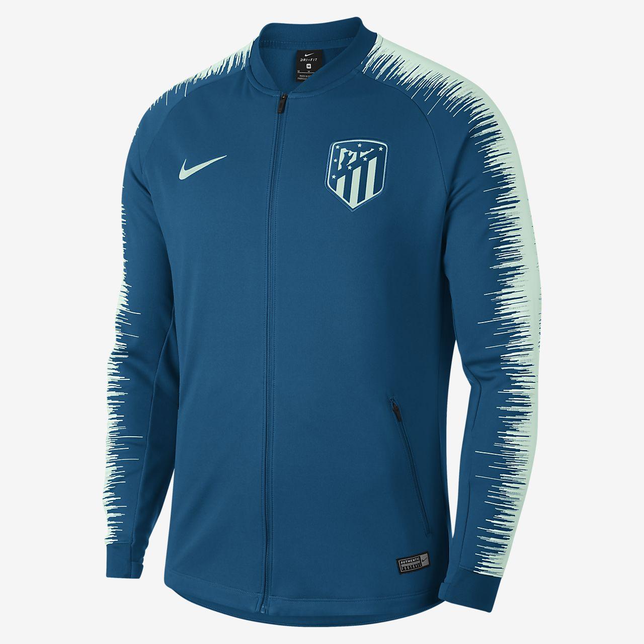 cab83a8f700 Atlético de Madrid Anthem Voetbaljack voor heren. NL nike nederland anthem  jacket