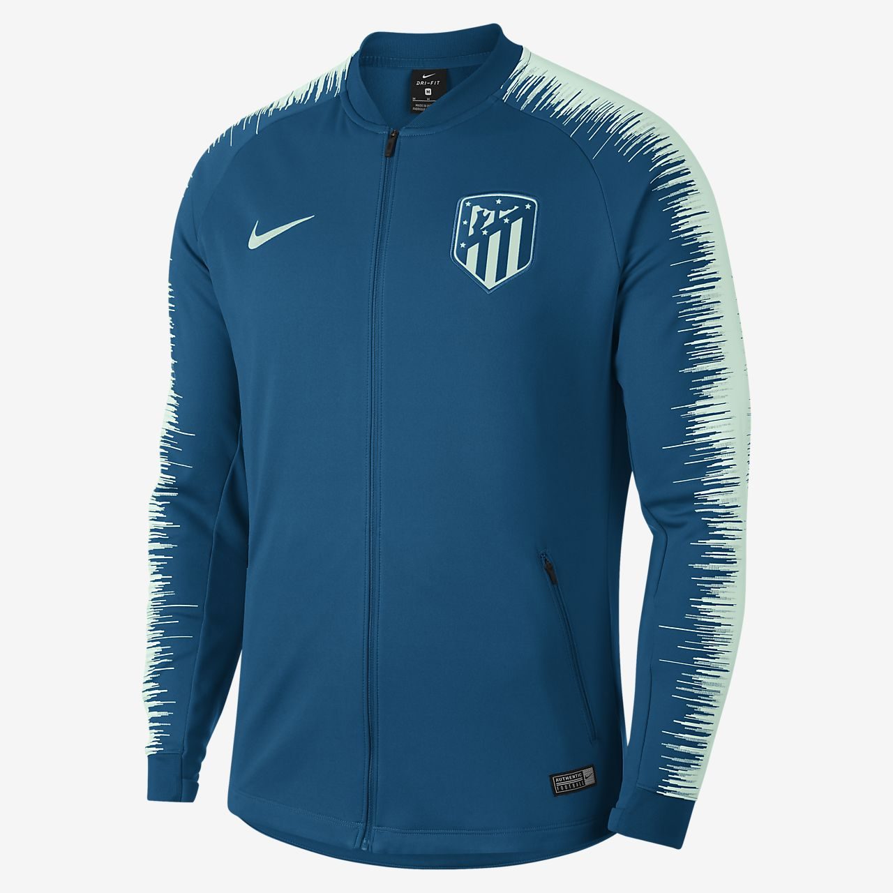 Atlético De Chamarra Madrid Hombre Anthem Para Mx Fútbol PzWZqT6WI