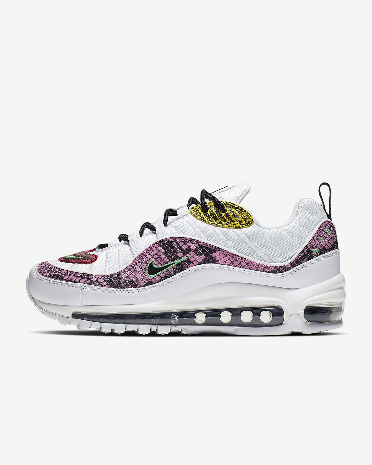 0e6f8af378fc Nike Air Max 98 Premium Animal Women s Shoe. Nike.com