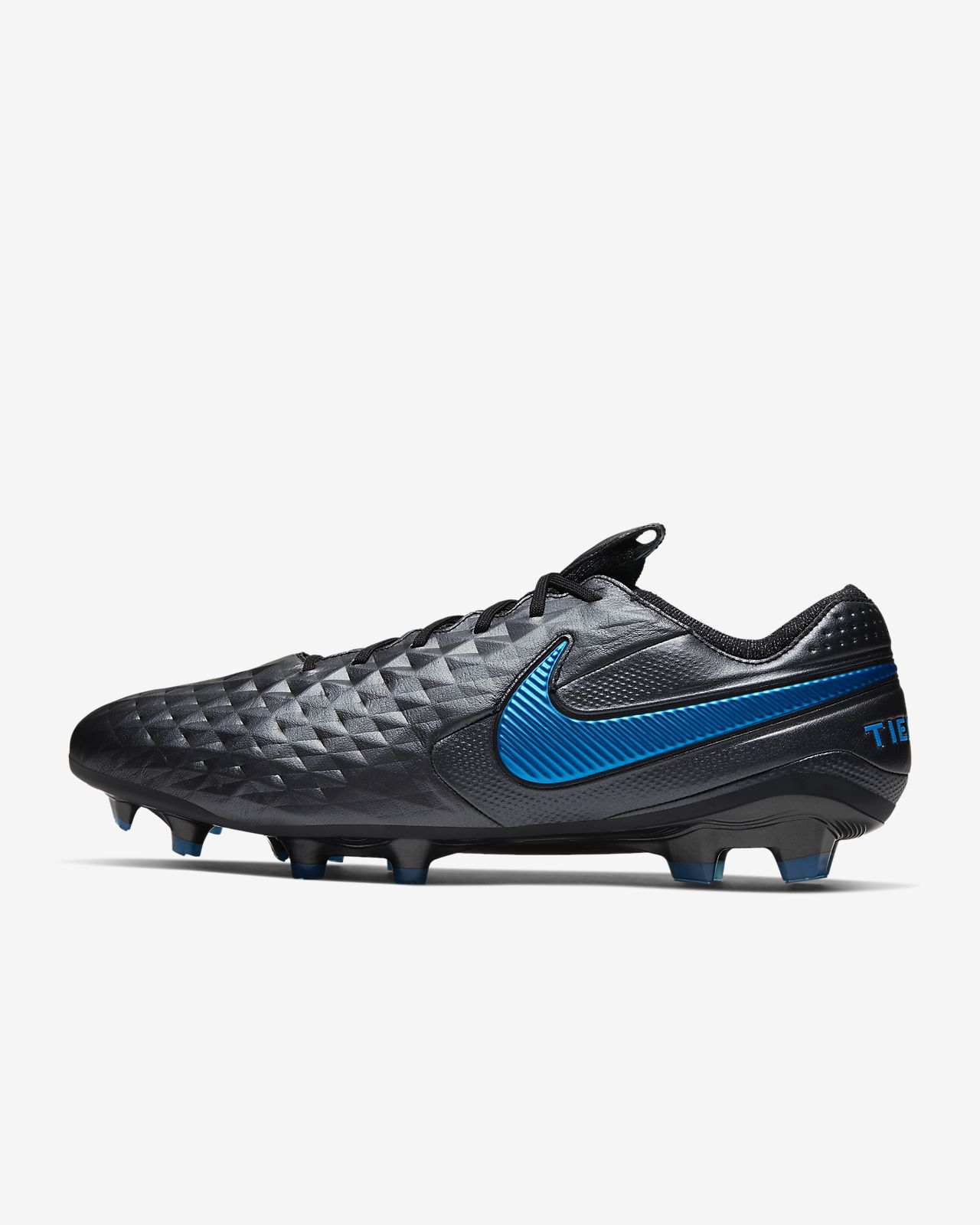 รองเท้าสตั๊ดฟุตบอลสำหรับพื้นสนามทั่วไป Nike Tiempo Legend 8 Elite FG