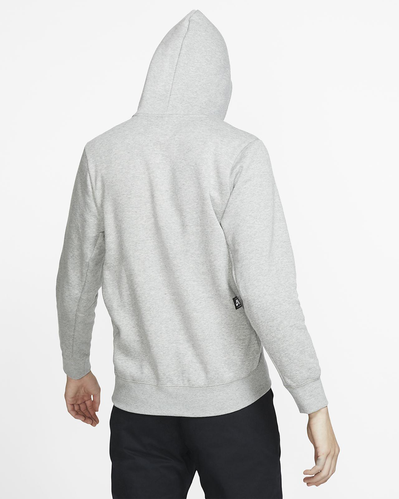 Felpa da skateboard con cappuccio Nike SB Uomo