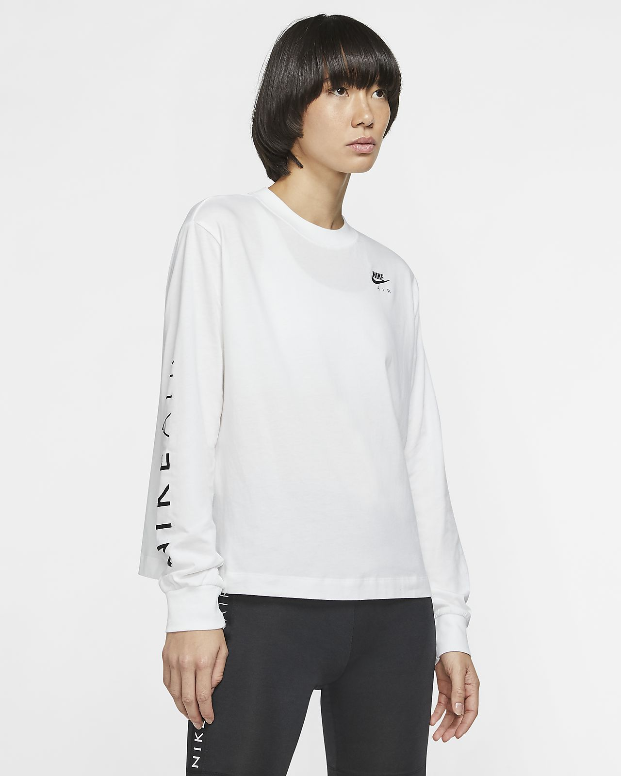 Haut à manches longues Nike Air pour Femme