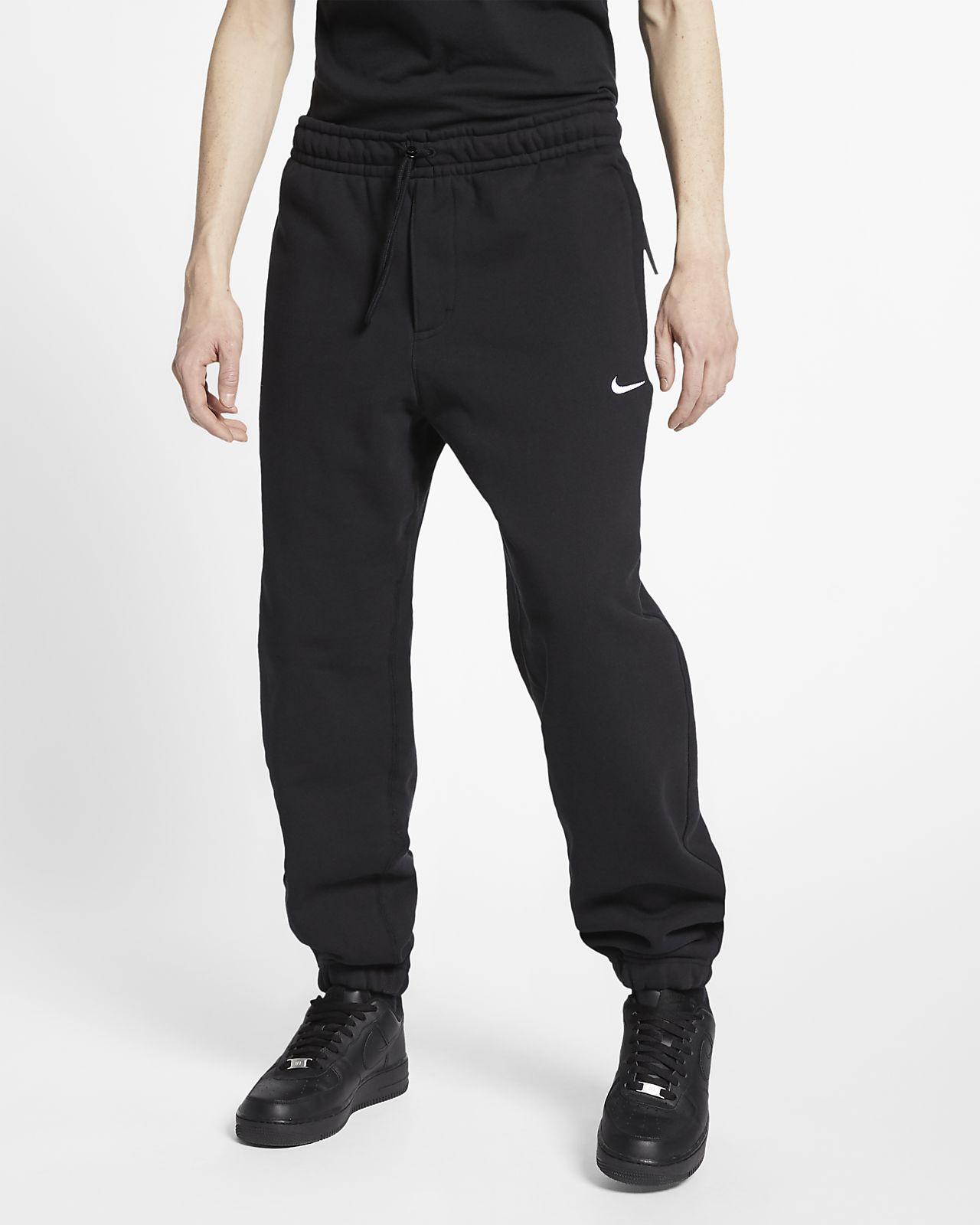 Pantalones de tejido Fleece para hombre NikeLab Collection