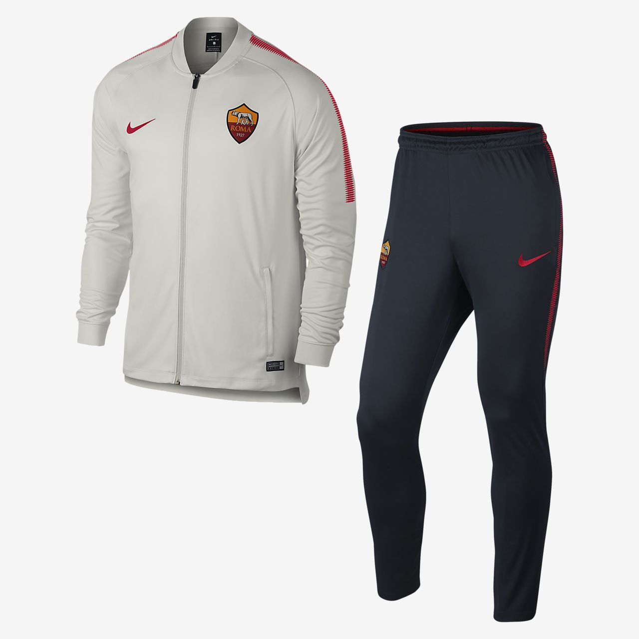 ... A.S. Roma Dri-FIT Squad Men's Football Track Suit