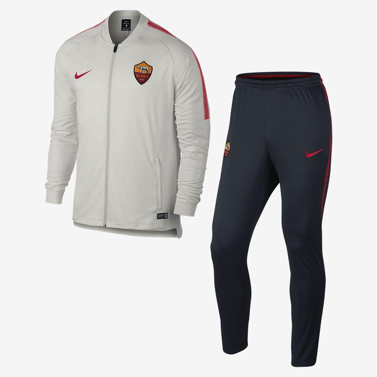traje de futbol ROMA mujer