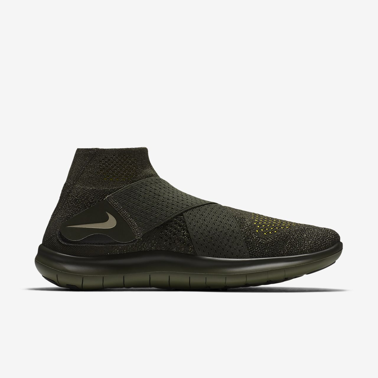 ... Chaussure de running Nike Free RN Motion Flyknit 2017 pour Homme