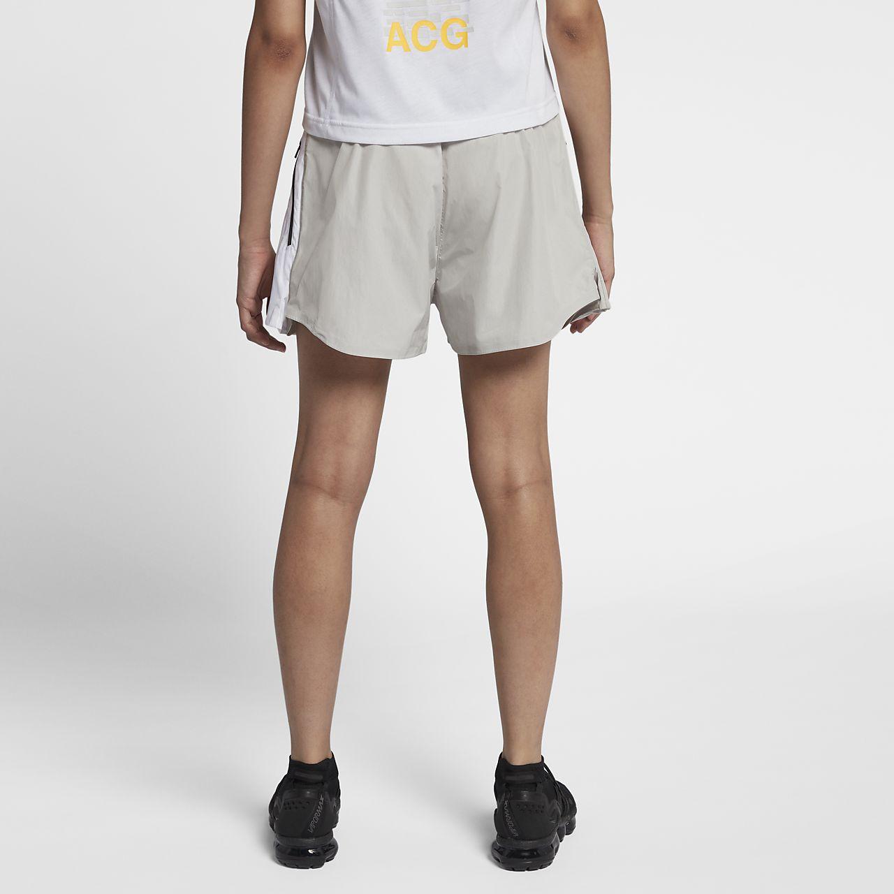Nikelab Acg Con Mujer Bolsillos Corto Pantalón Es gU0qTg6