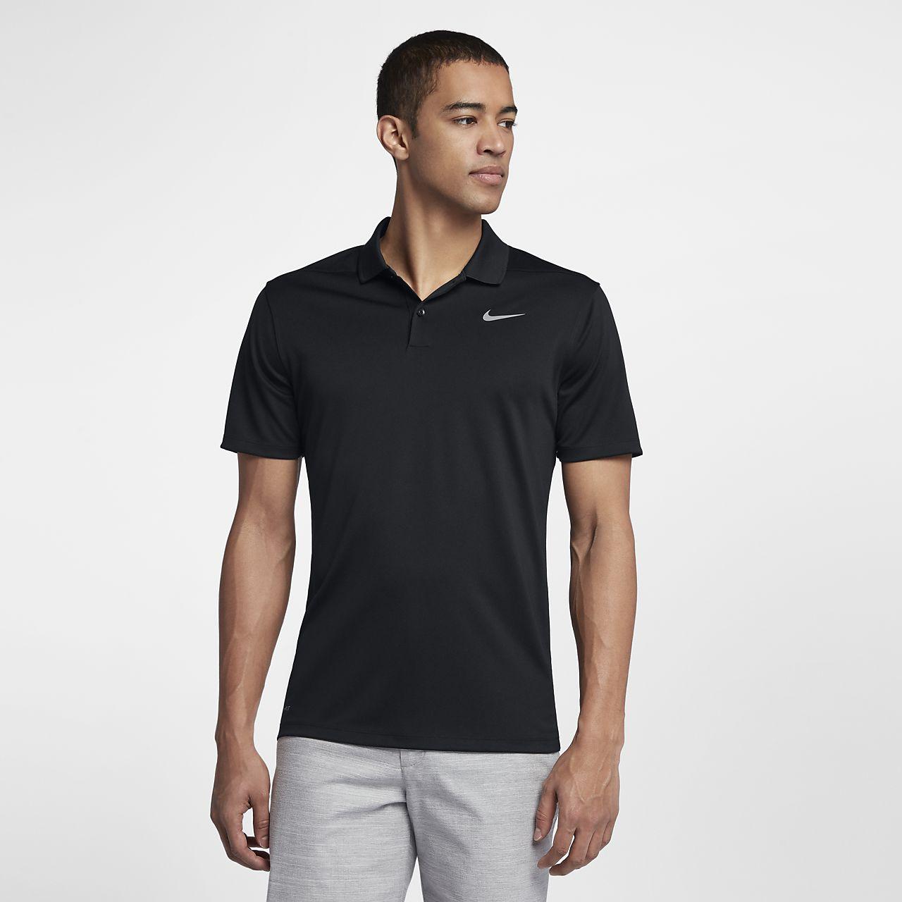 Nike Dri-FIT Victory 男款合身剪裁高爾夫 Polo 衫