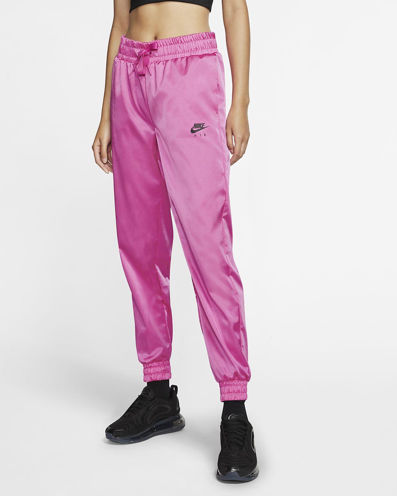 rozmiar 40 wykwintny design najlepiej kochany Damskie spodnie dresowe z satyny Nike Air