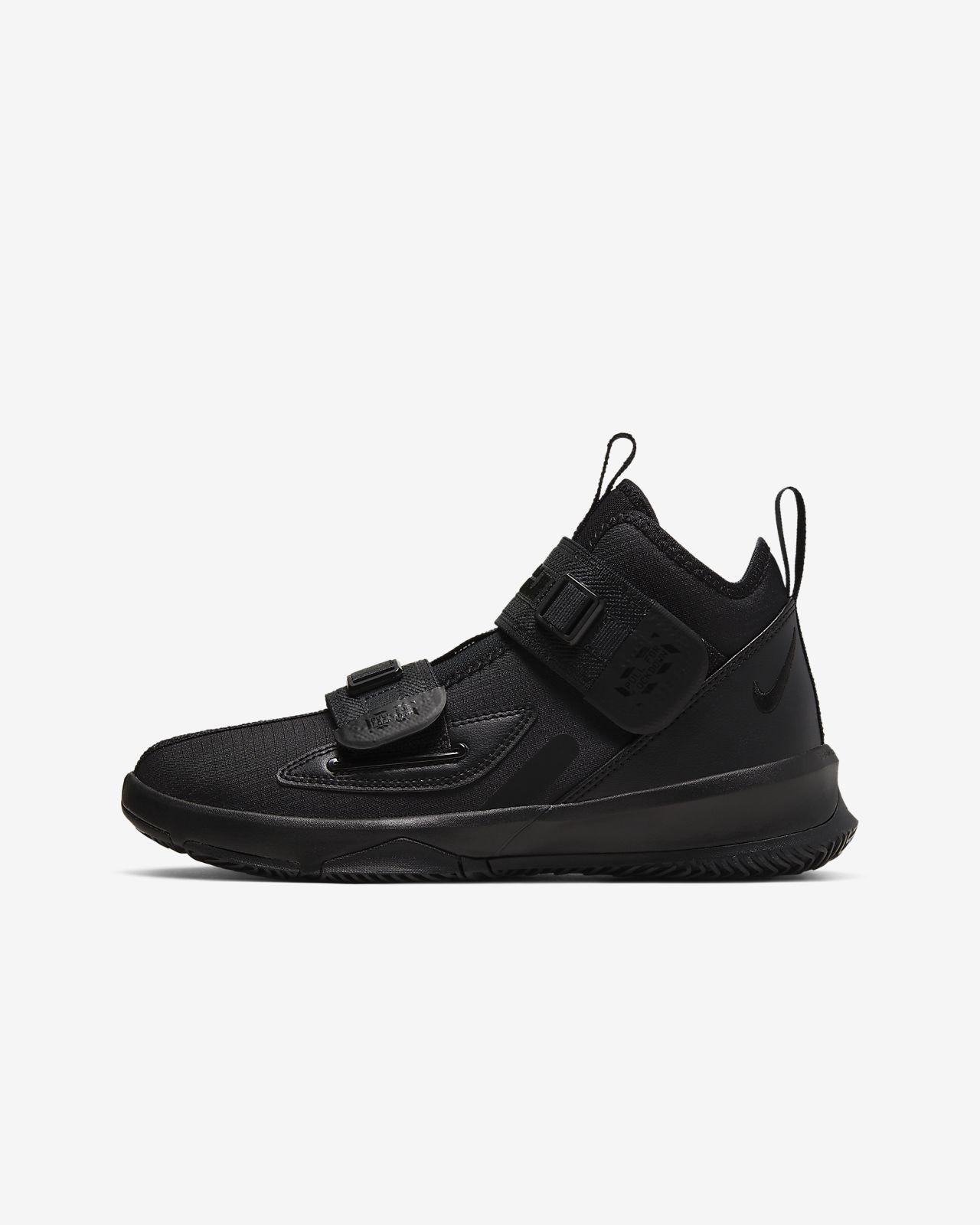 LeBron Soldier 13 Big Kids' Basketball Shoe