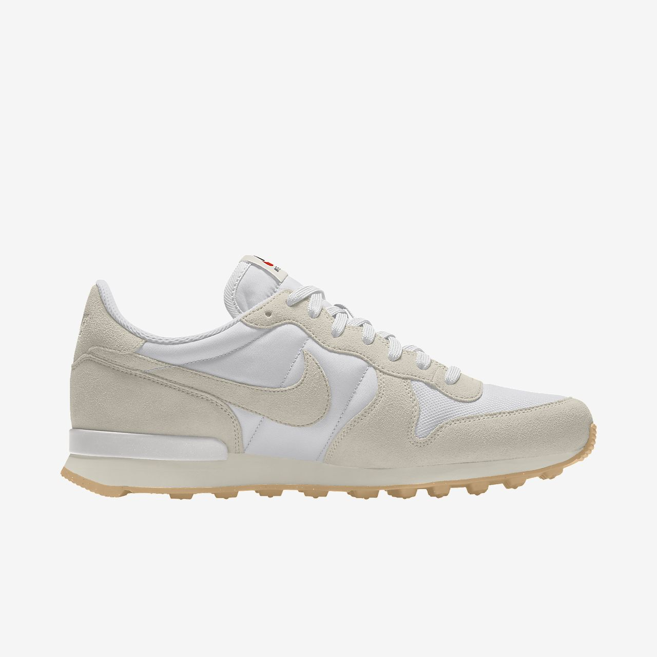 Chaussure personnalisable Nike Internationalist By You pour Femme