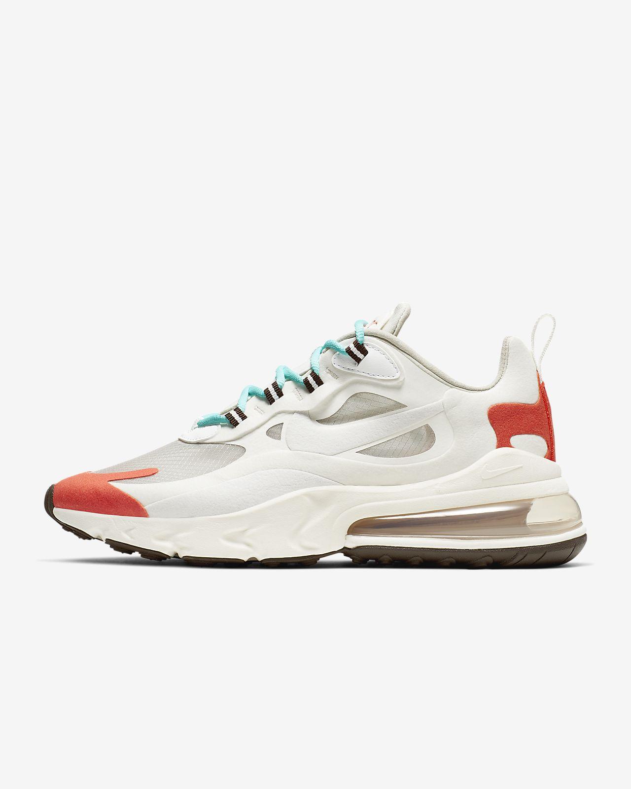en soldes c7133 c05d6 Nike Air Max 270 React (Mid-Century) Women's Shoe