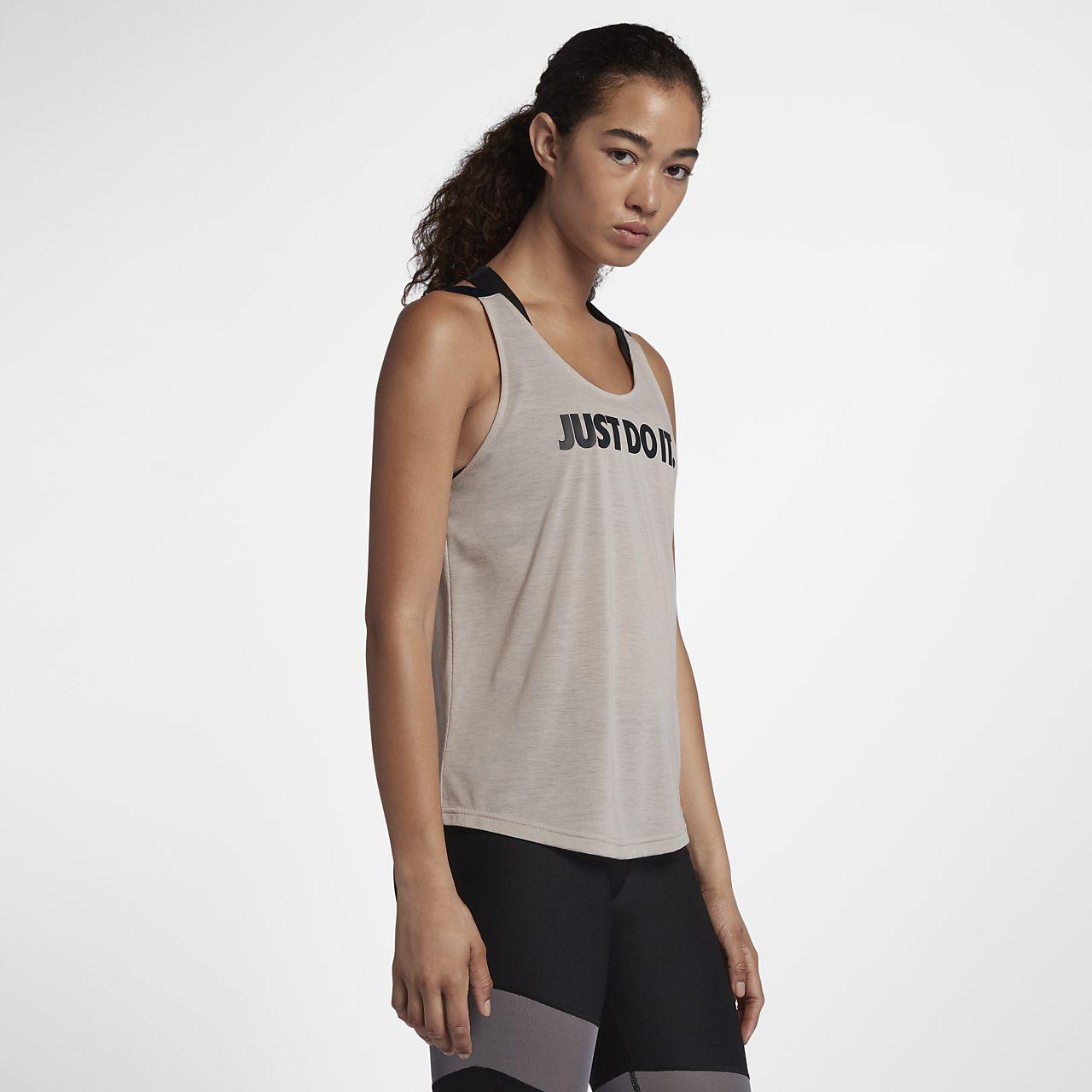... Nike Breathe Elastika Women's Training Tank