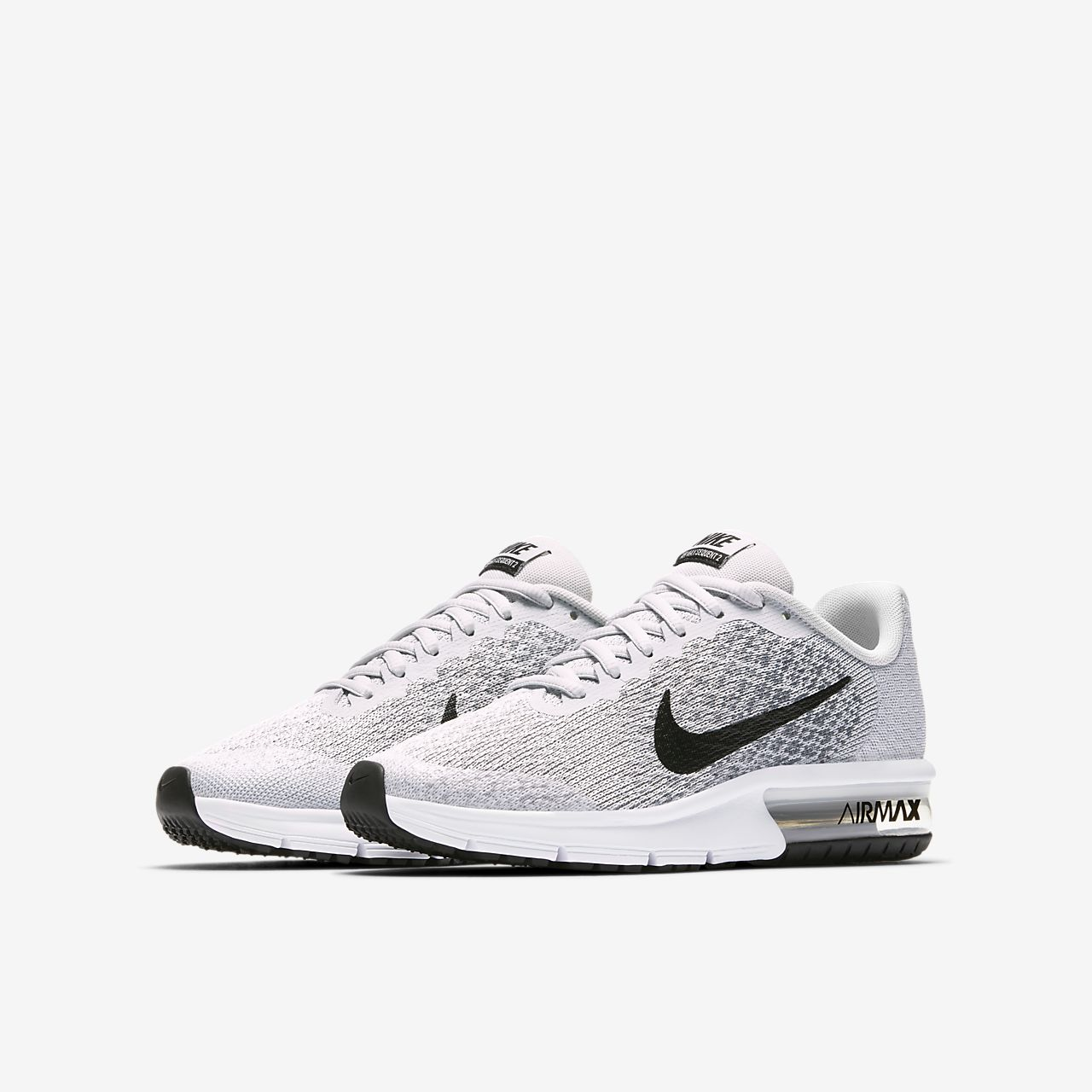 dfb5754419 Nike Air Max Sequent 2 Older Kids' Running Shoe. Nike.com IE