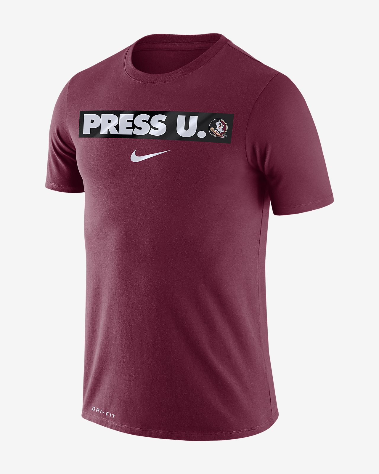finest fabrics classic styles beautiful design Nike College Dri-FIT (Florida State) Men's T-Shirt