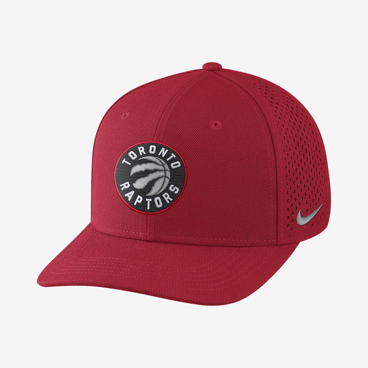 toronto raptors nike aerobill classic99 unisex adjustable nba hat rh nike com Nike Tennis Hat USA Hat