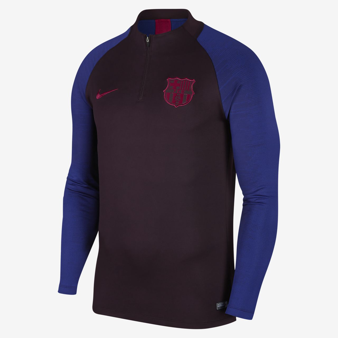 Nike Dri-FIT FC Barcelona Strike Men's Football Drill Top