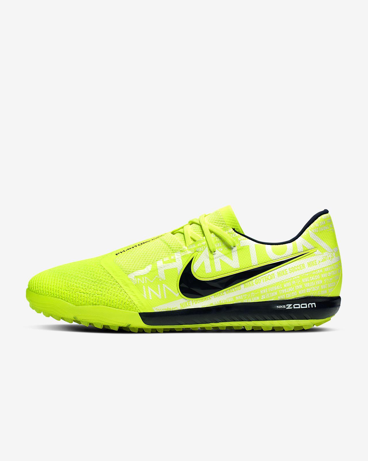 Nike Zoom Phantom Venom Pro TF Artificial-Turf Football Shoe