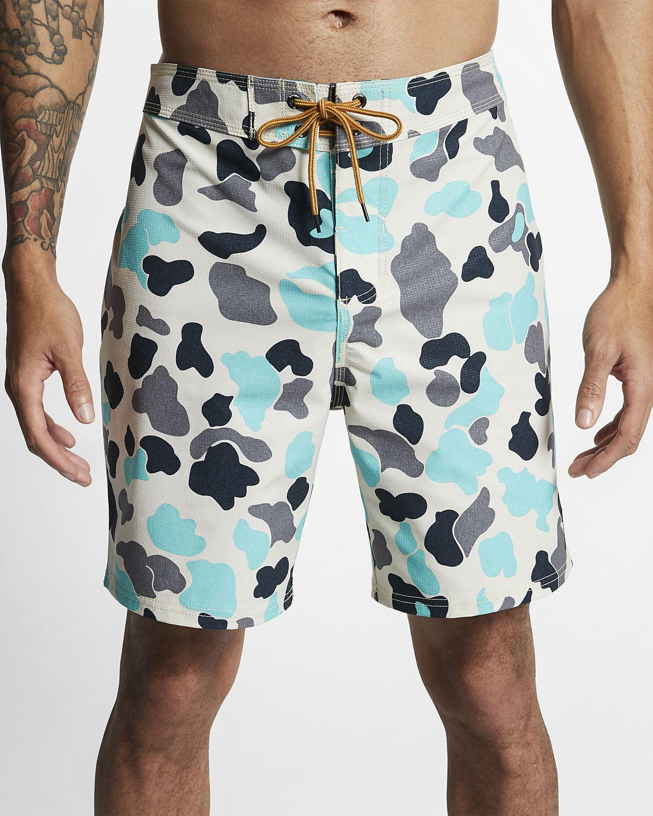 Shorts de playa de 46 cm para hombre Hurley x Carhartt
