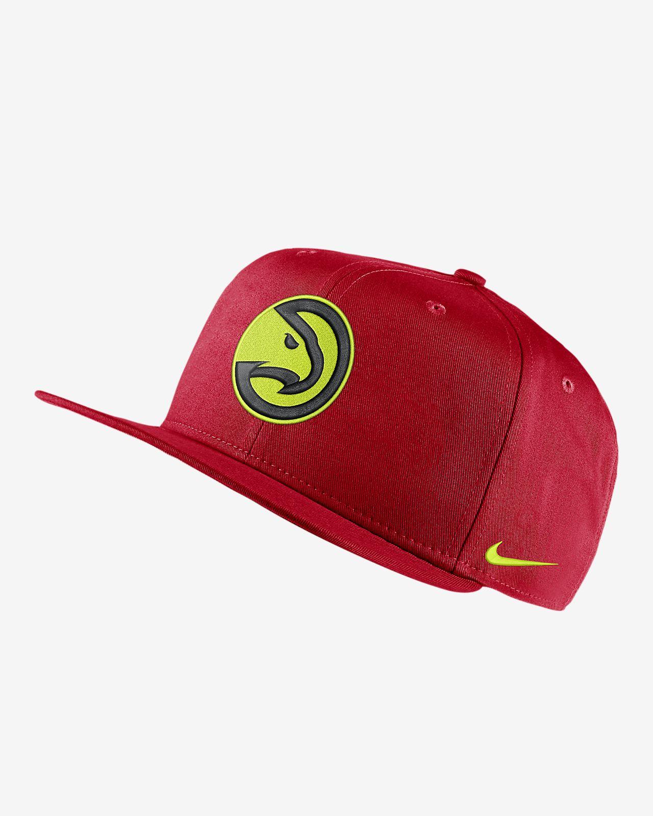 Atlanta Hawks Nike Pro NBA Cap