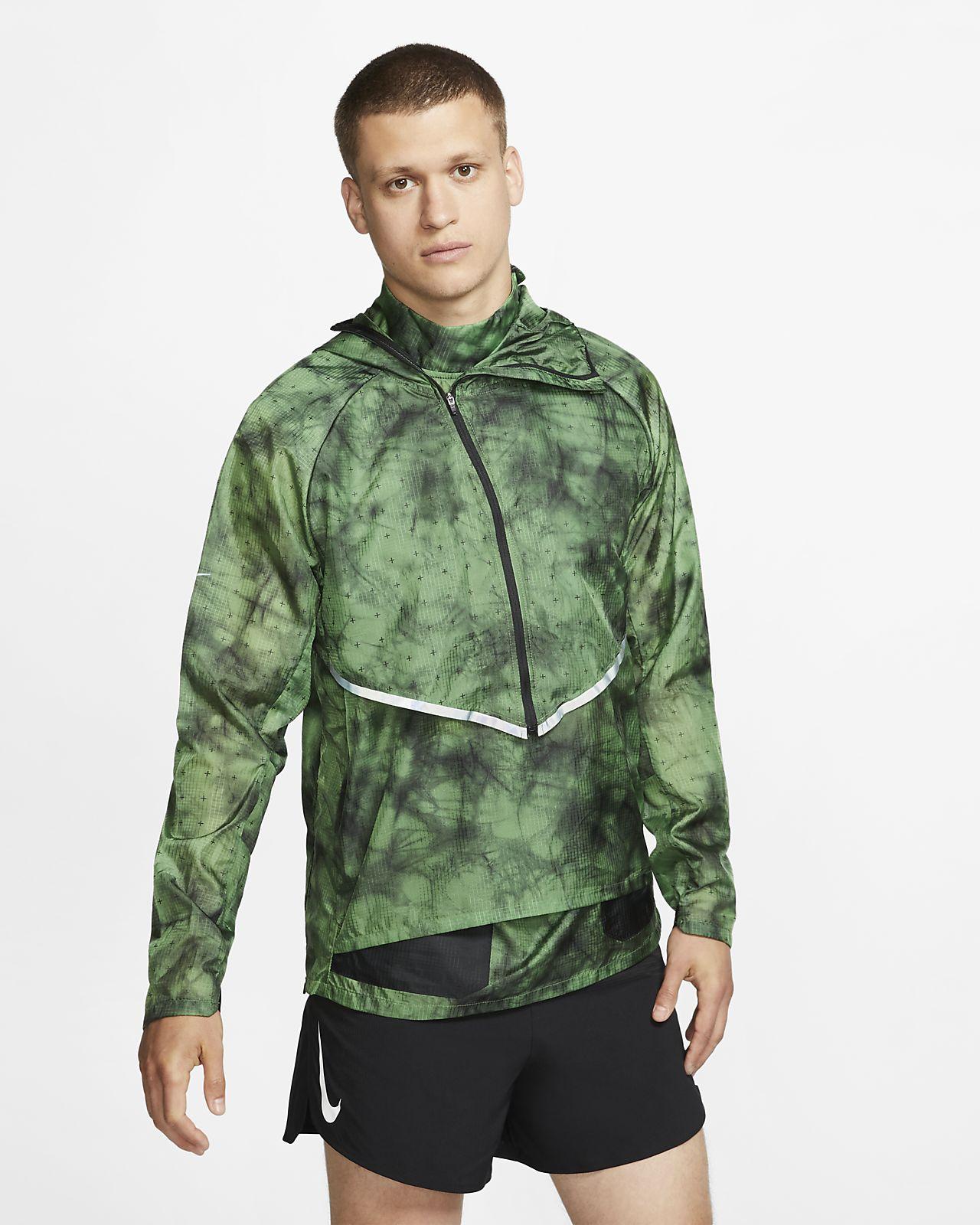 Nike Tech Pack Men's Hooded Running Jacket