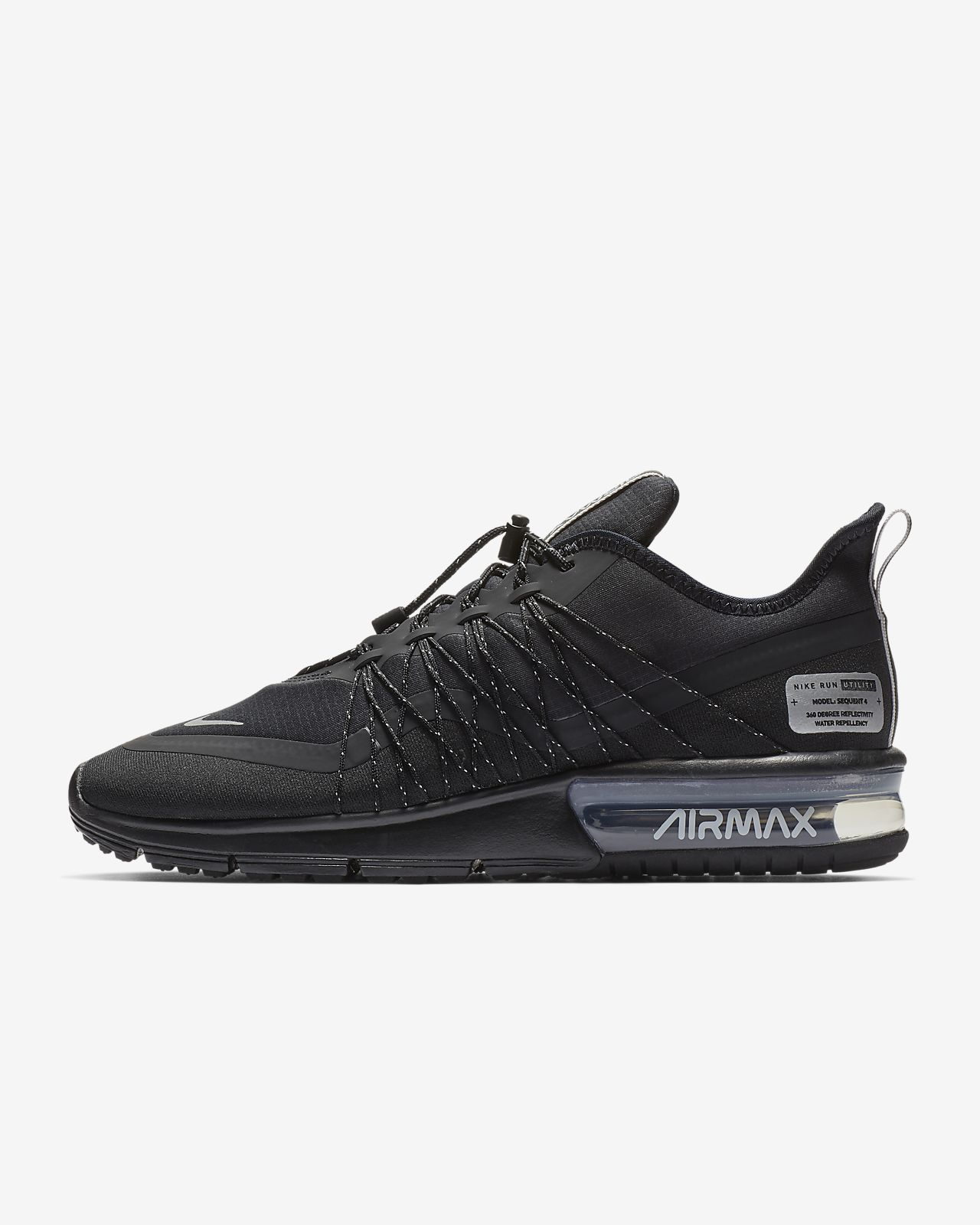 NikeAir Max Sequent 4 Utility女子运动鞋