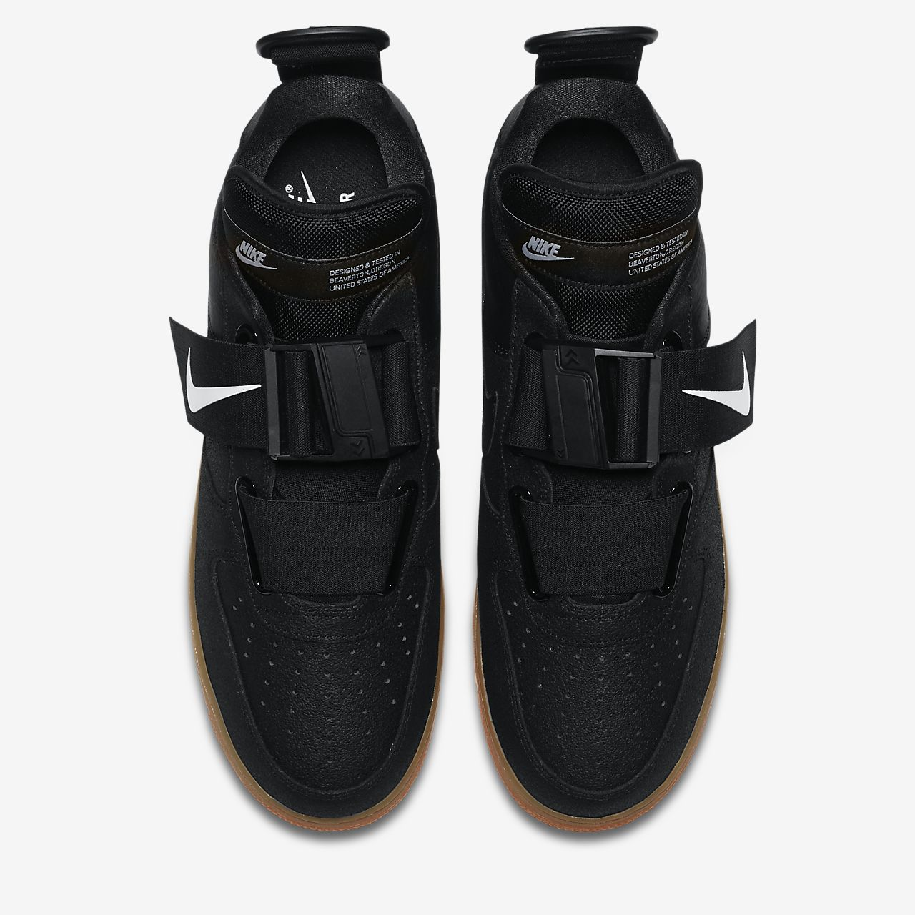 hot sale online 7f248 6f1f2 ... Nike Air Force 1 Utility Mens Shoe