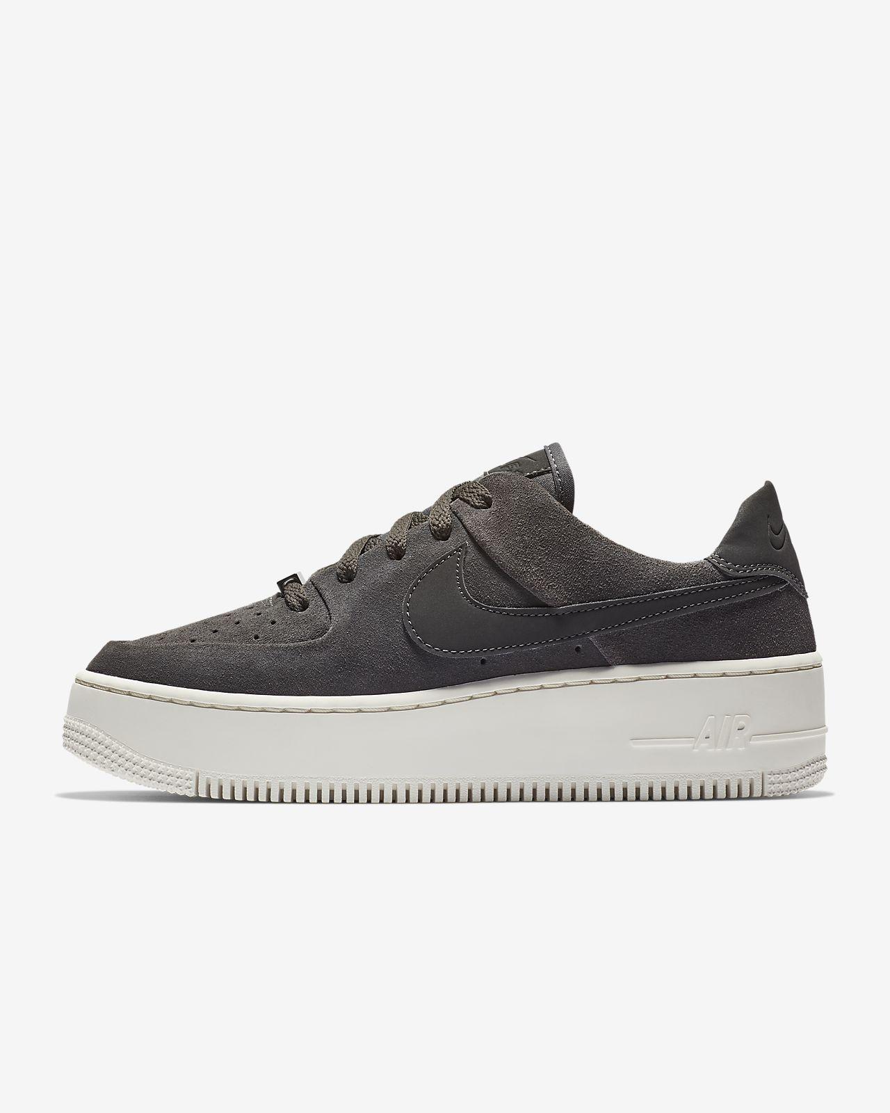 Nike Air Force 1 Flyknit Low Women's Left Shoe Size 7 | eBay