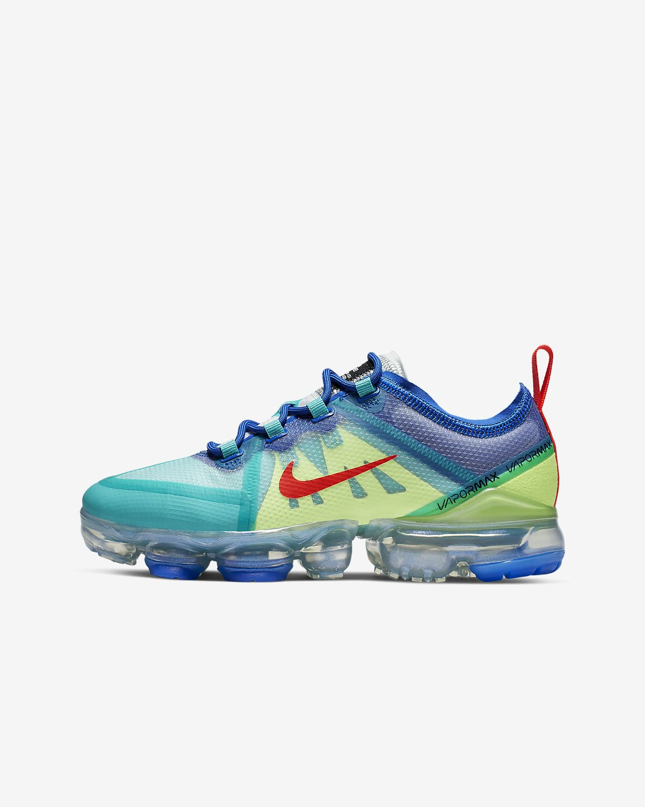 new arrival 66e71 21707 Nike Air VaporMax 2019 Big Kids' Shoe