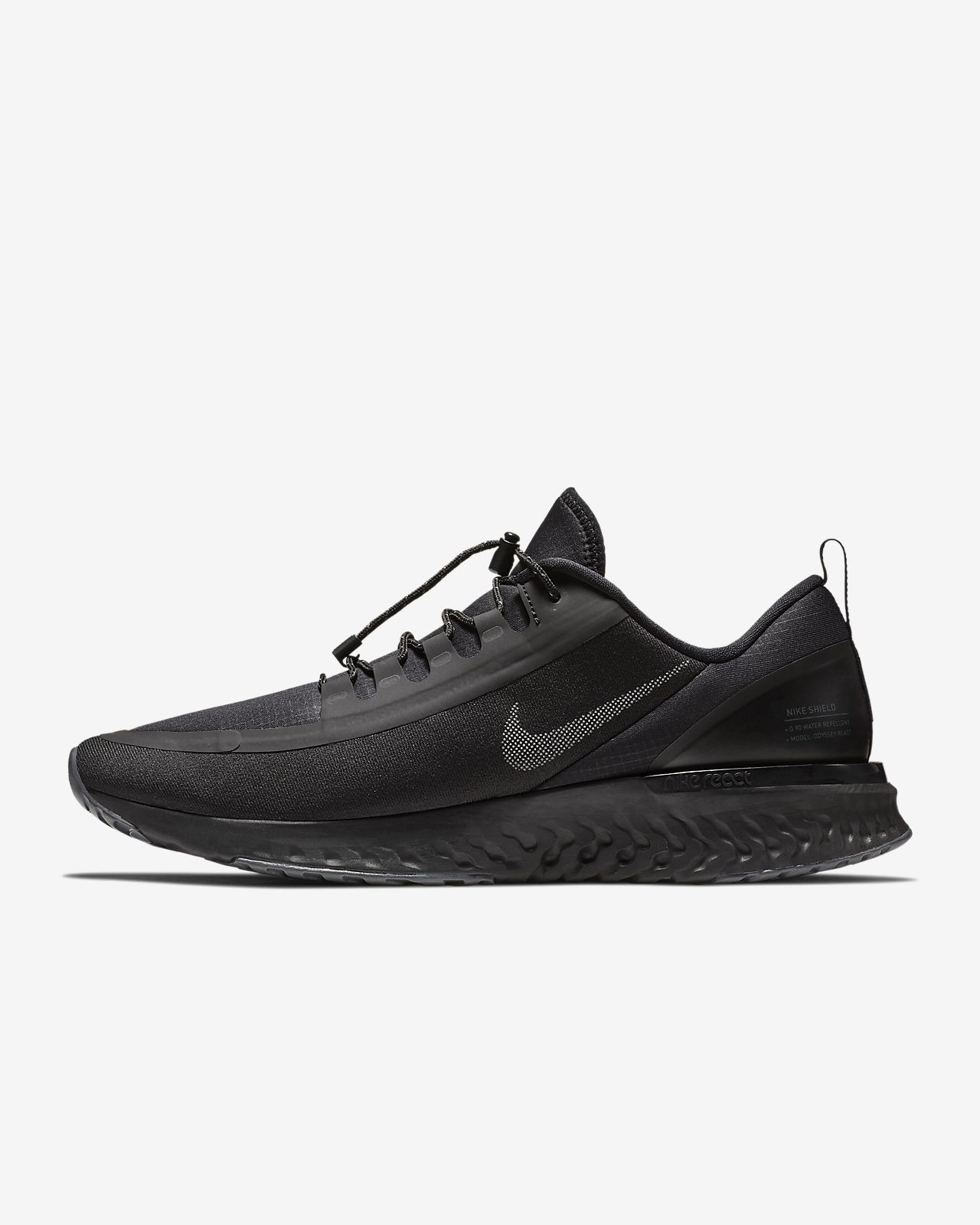 141606138136ea Nike Odyssey React Shield Water-Repellent Men s Running Shoe. Nike ...