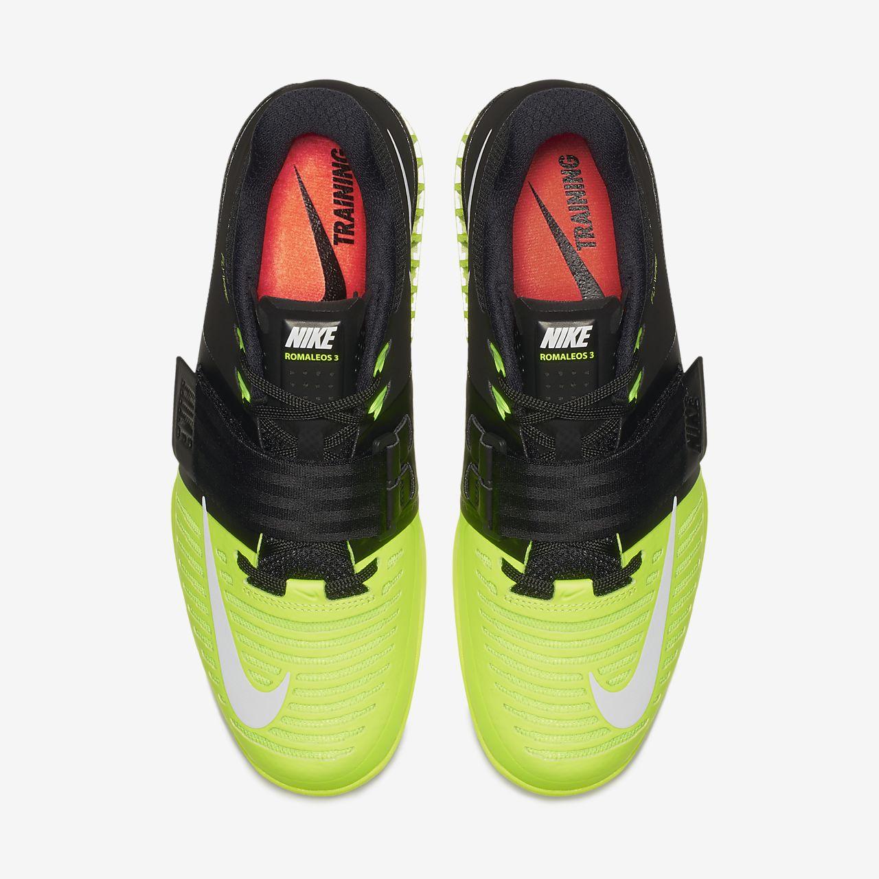 Nike Romaleos 3 Gewichtheberschuh