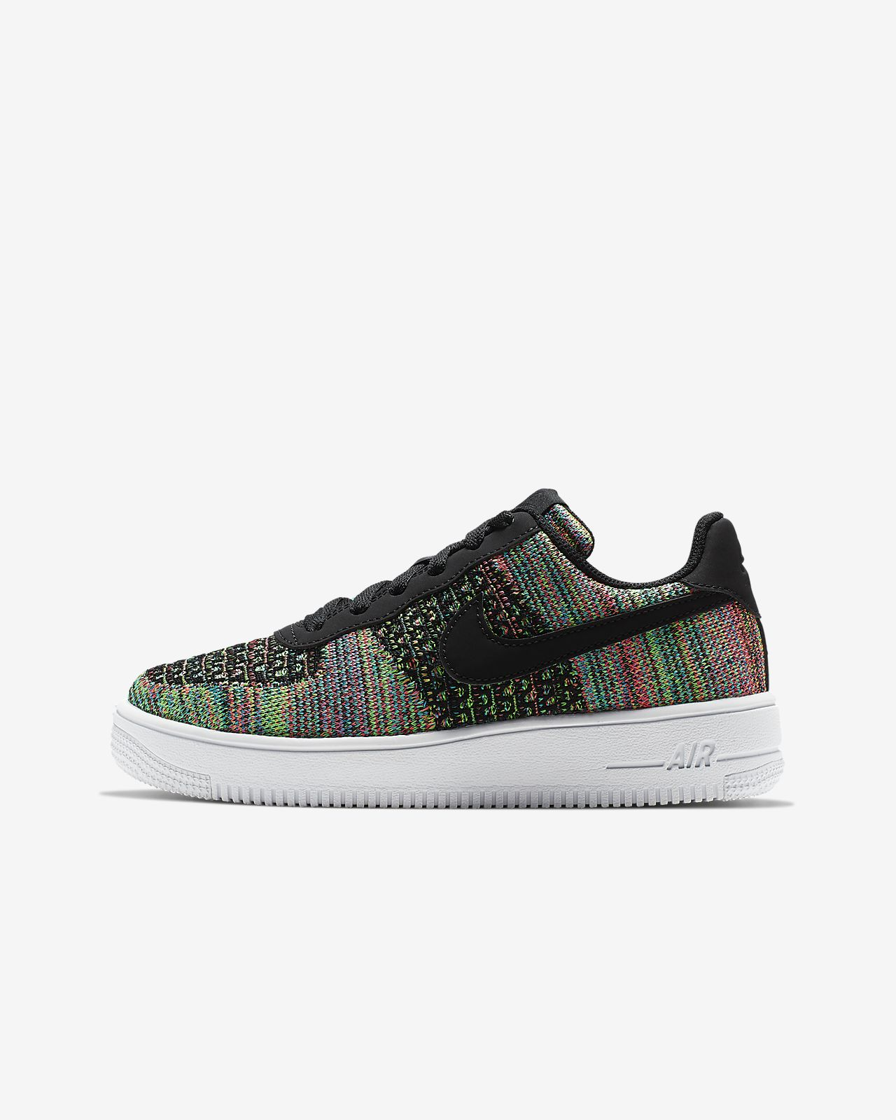 no sale tax get new get new Nike Air Force 1 Flyknit 2.0 Younger/Older Kids' Shoe