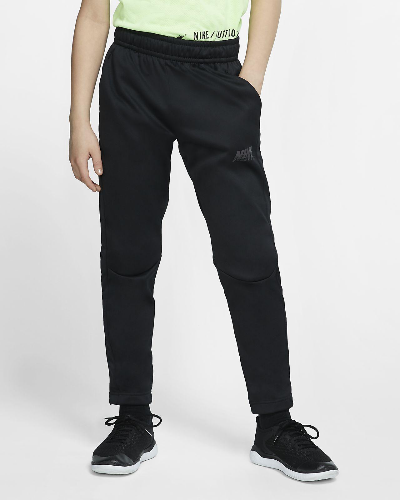 : NIKE Sportswear Boys' Club Fleece Open Hem Pants