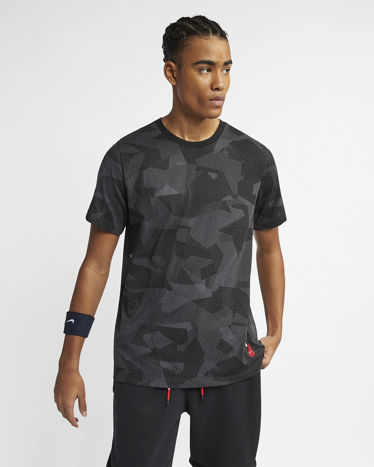 Nike Dri-FIT Kyrie-T-shirt til mænd