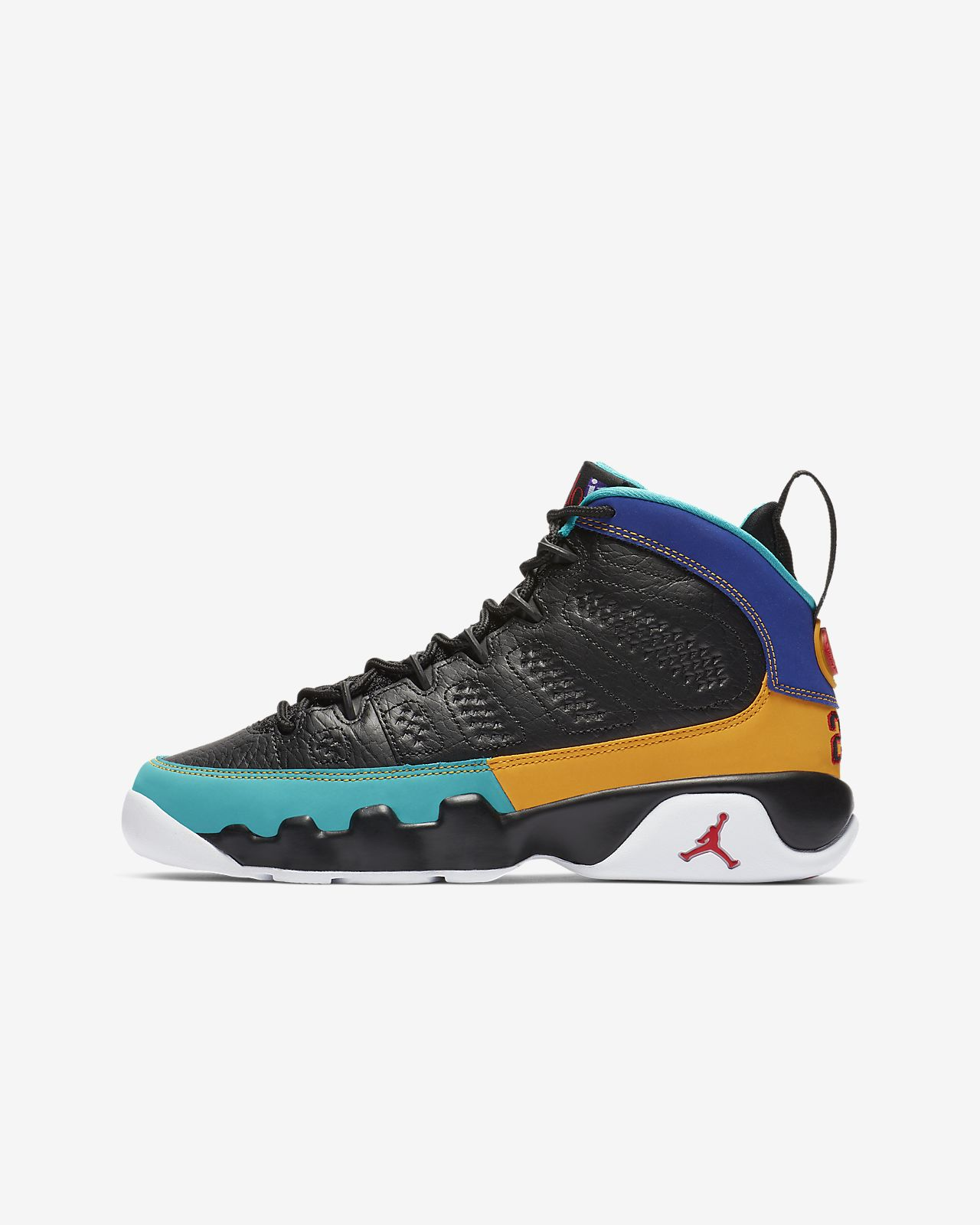 9b4b8b9d6f35 Air Jordan 9 Retro Big Kids  Shoe. Nike.com