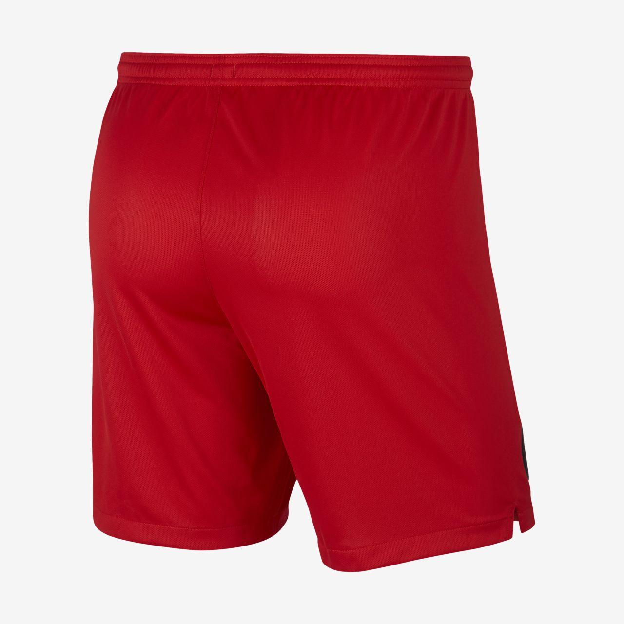 4981fd82fabb80 2018 19 Paris Saint-Germain Stadium Goalkeeper Men s Football Shorts ...