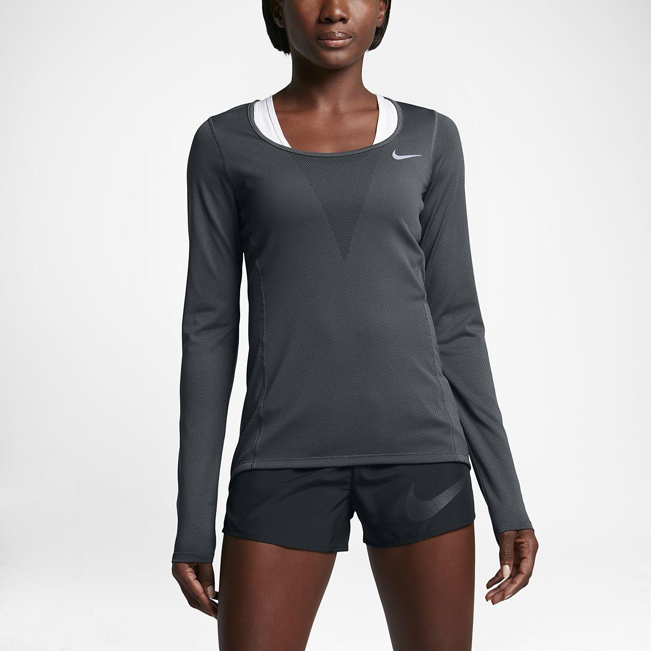 ... Nike Relay Women's Long-Sleeve Running Top