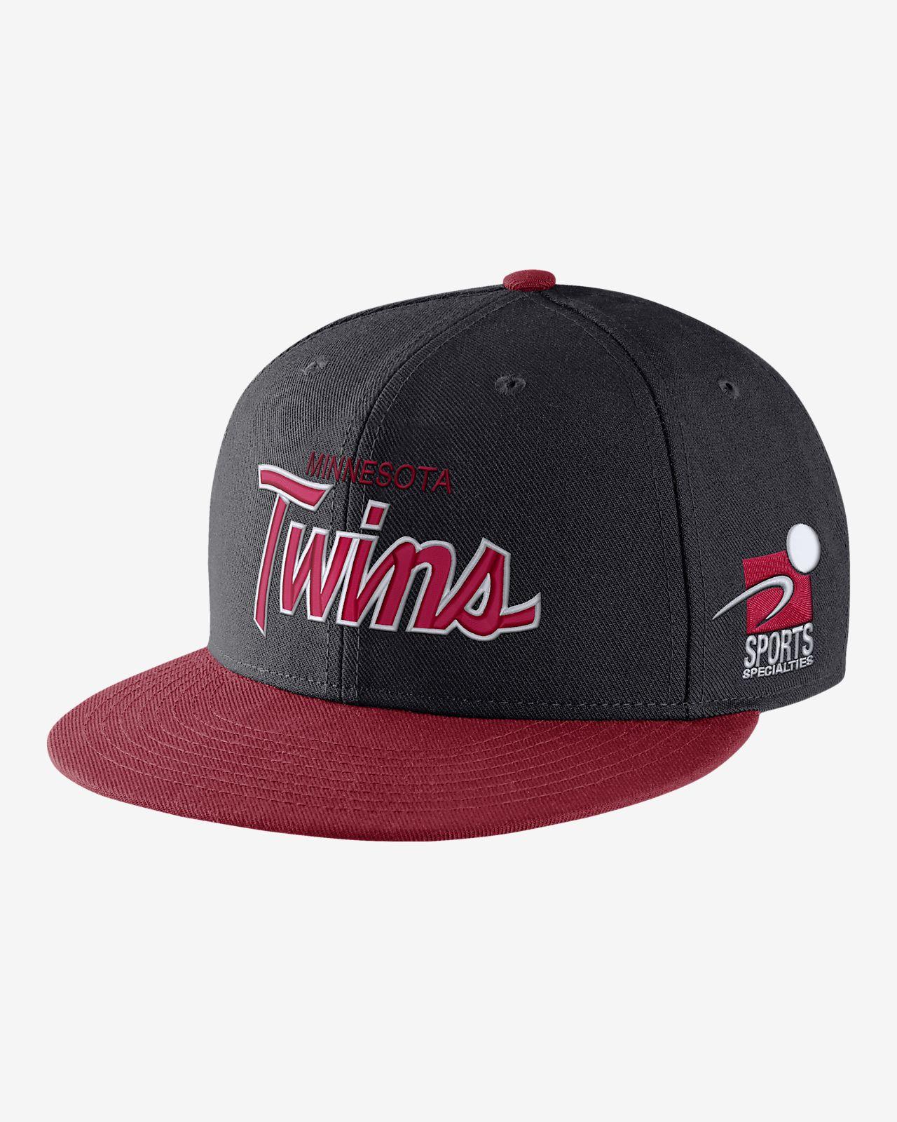 Nike Pro Sport Specialties (MLB Twins) Adjustable Hat