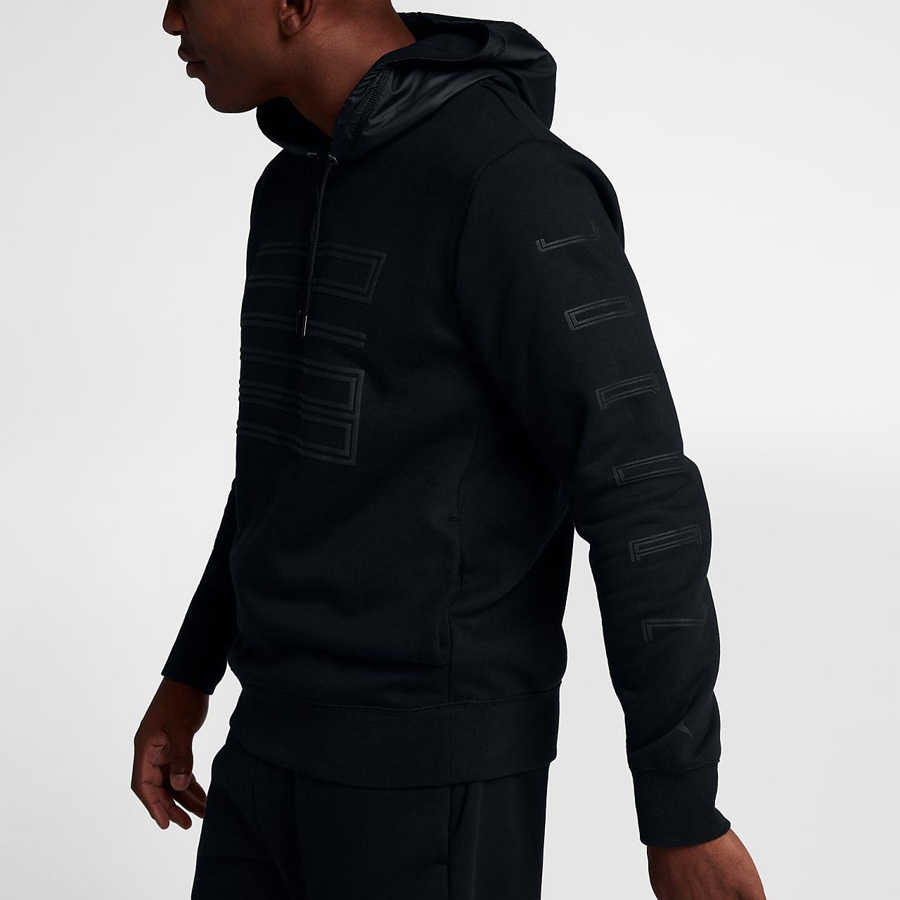 7b571d19bdc Jordan Sportswear AJ 11 Hybrid Mens Hoodie ...
