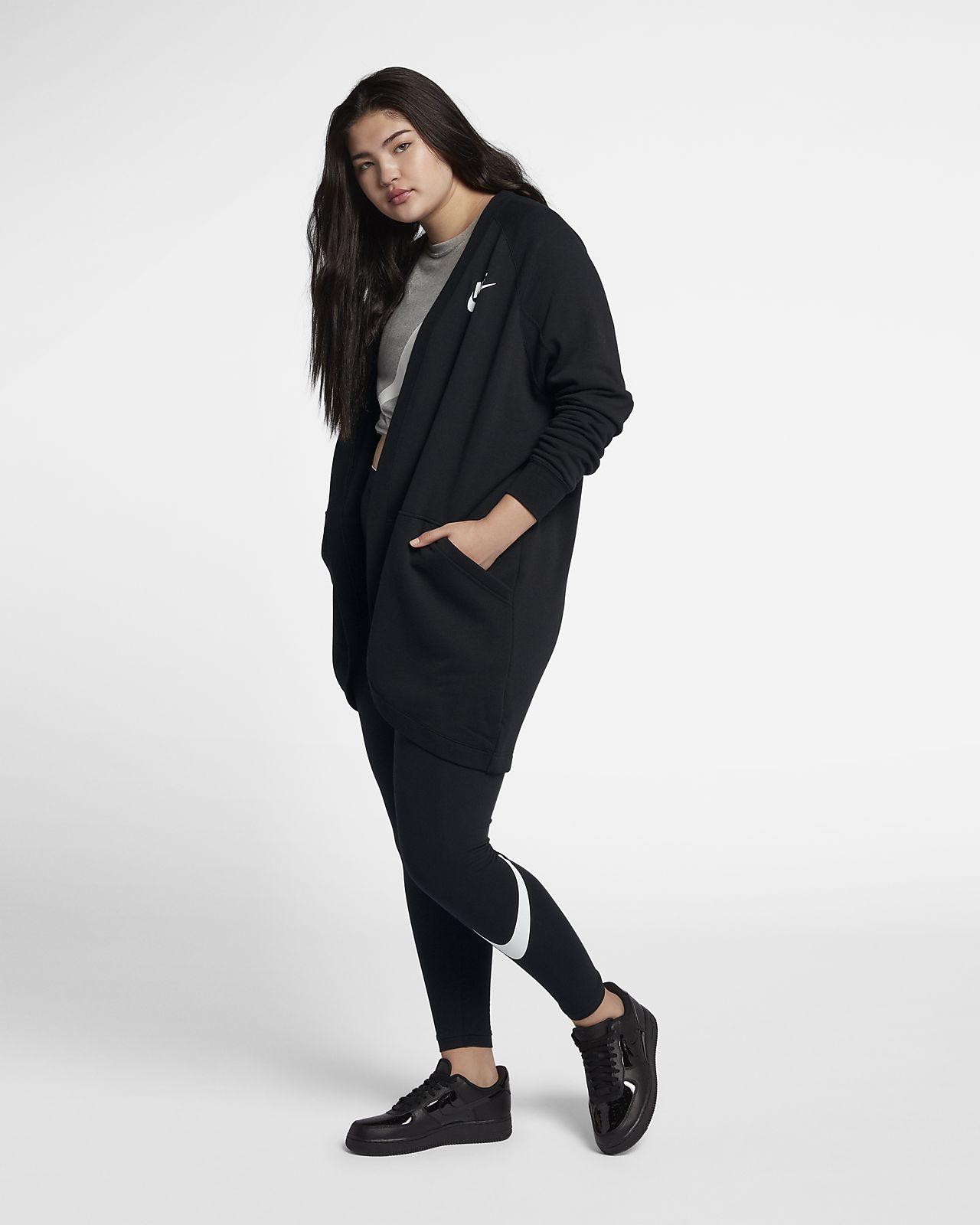 Nike Sportswear Rally Women s Cardigan (Plus Size). Nike.com CA 34f36a7f1