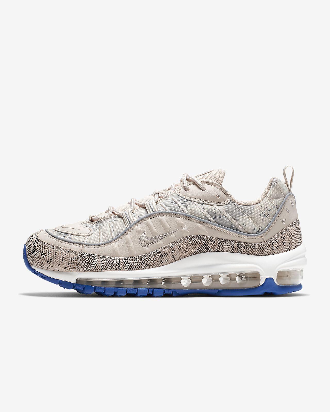 Nike Air Max 98 Premium Camo-sko til kvinder